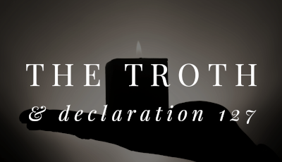 The Troth & declaration 127