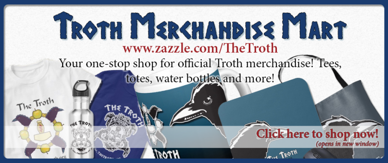 Troth Zazzle Merchandise Store link