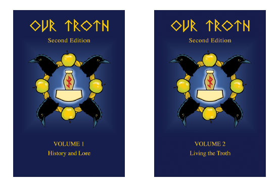 The Troth-Our Troth Vol1 and Vol2