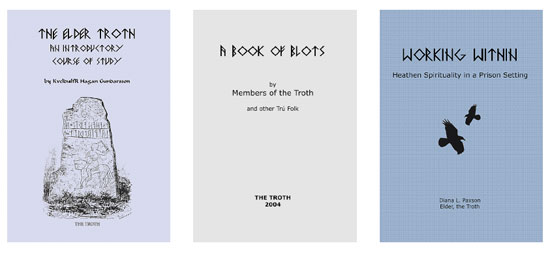 The Elder Troth, The Book of Blots, Working Within
